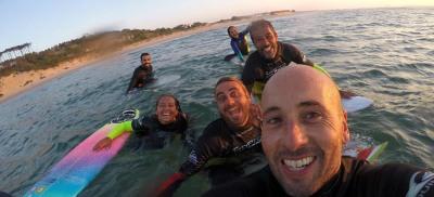 Escuela Cántabra de Surf -Acanta